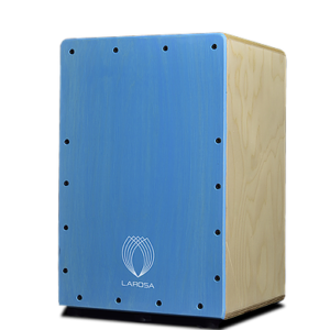 CAJÓN LA ROSA JUNIOR BLUE