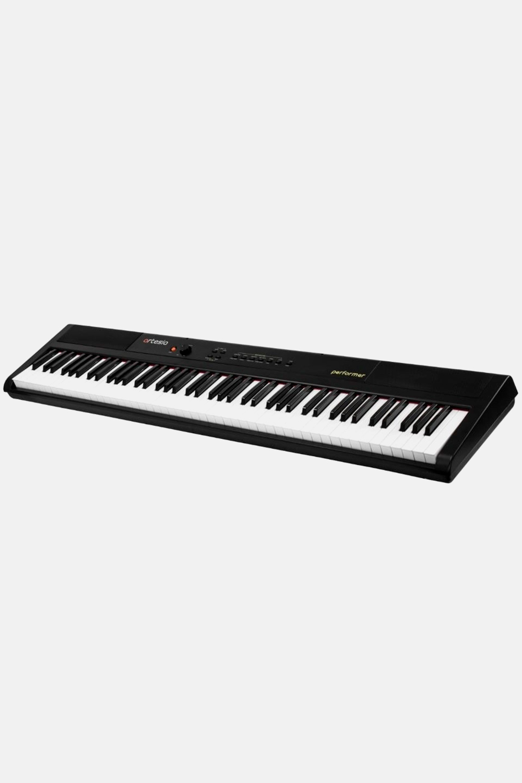 Piano contrapesado negro artesia performer bk
