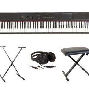 PIANO ARTESIA PA88 COMPENSADAS CON RESPUESTA AL TACTO