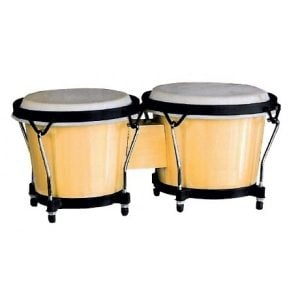 "BONGOS ""STRONG"" 6""+7"" ARCE NATURAL"