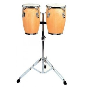 "CONGAS 'STRONG"" 8"" + 9"" NATURAL"