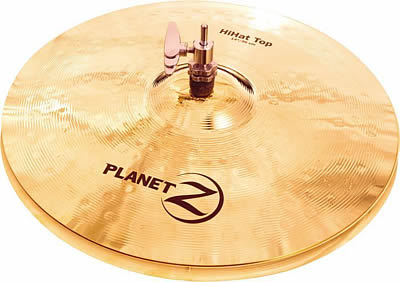 "PLATOS ZILDJIAN PLANET Z 14"" HIT-HAT"