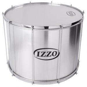 """SURDO IZZO 20""""X45 CM ALUM. 8-DIV."""