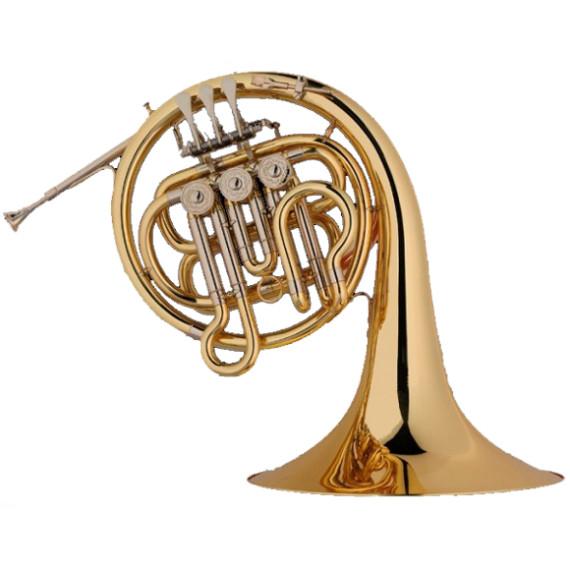 Trompa Simple Pequeña Gara GHR-60