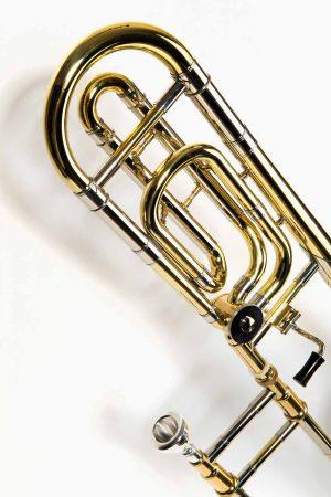 Trombón de Varas Transpositor Gara GSL-61F