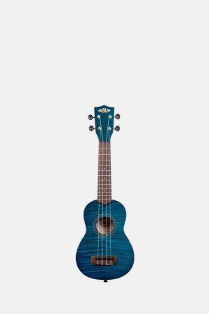Ukelele Soprano Kala Exotic Azul