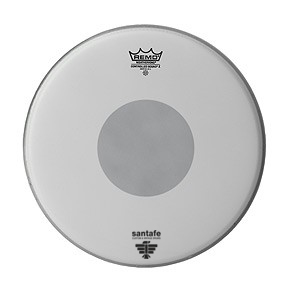 "PARCHE REMO 14"" AMBASS.COATED CONT.SOUND"