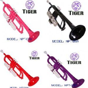 TROMPETA TIGER (PLÁSTICO)