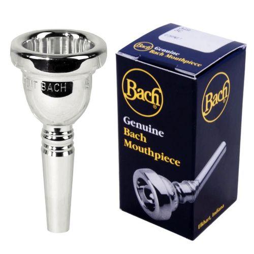 Boquilla Trombón Tudel Estrecho Bach 11C