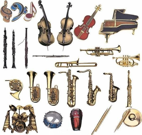 PINS MUSICALES