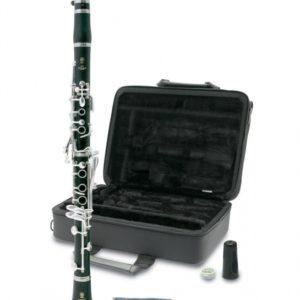 Clarinete Yamaha YCL450 Llaves Plateadas