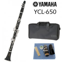 Clarinete Yamaha YCL 650 Profesional