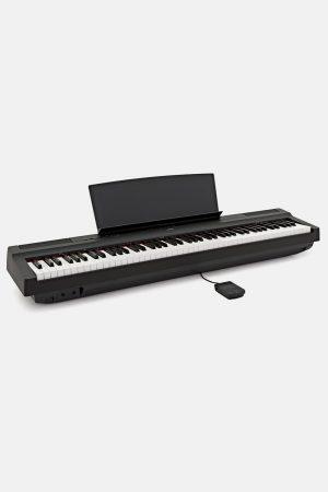 Piano yamaha p125b negro