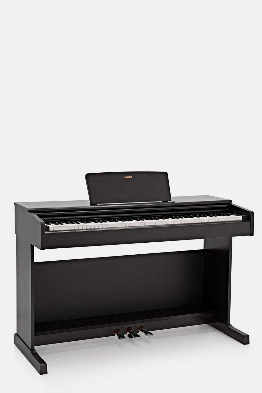 Piano digital negro yamaha ydp144b