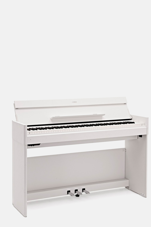 Piano digital blanco yamaha YDP-S54WH