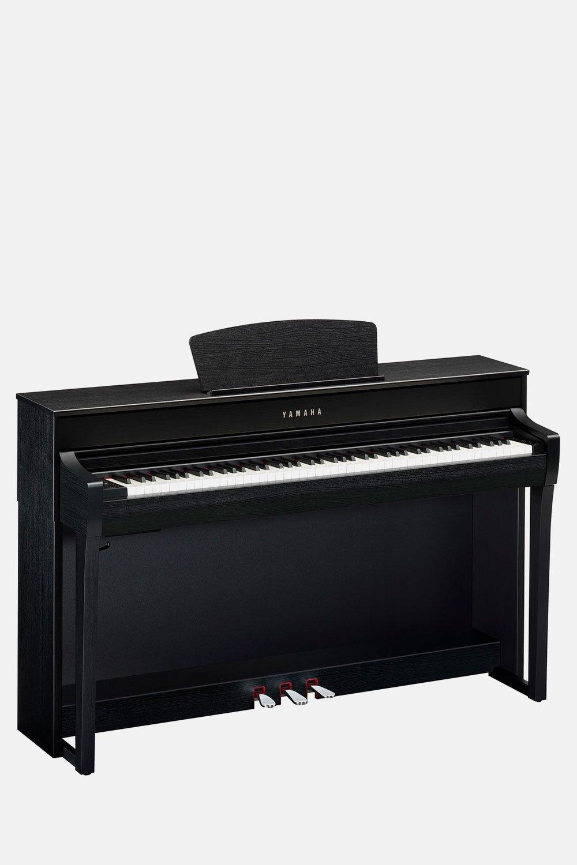 Piano yamaha clavinova clp735b negro