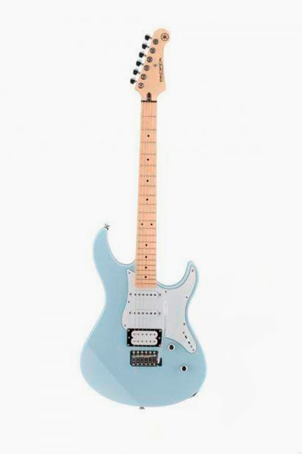 Guitarra eléctrica yamaha pacífica 112V Azul