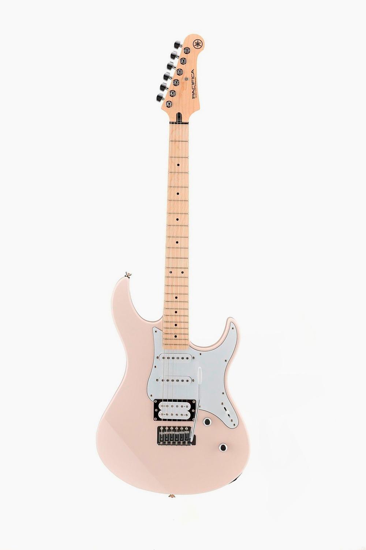Guitarra electrica yamaha pacifica 112 Rosa