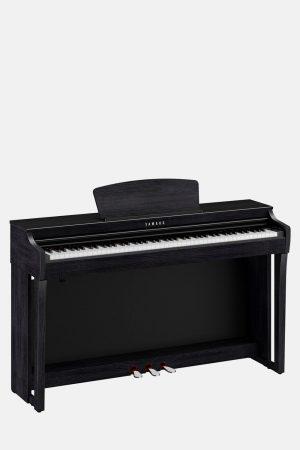 Piano yamaha clavinova clp725B Negro