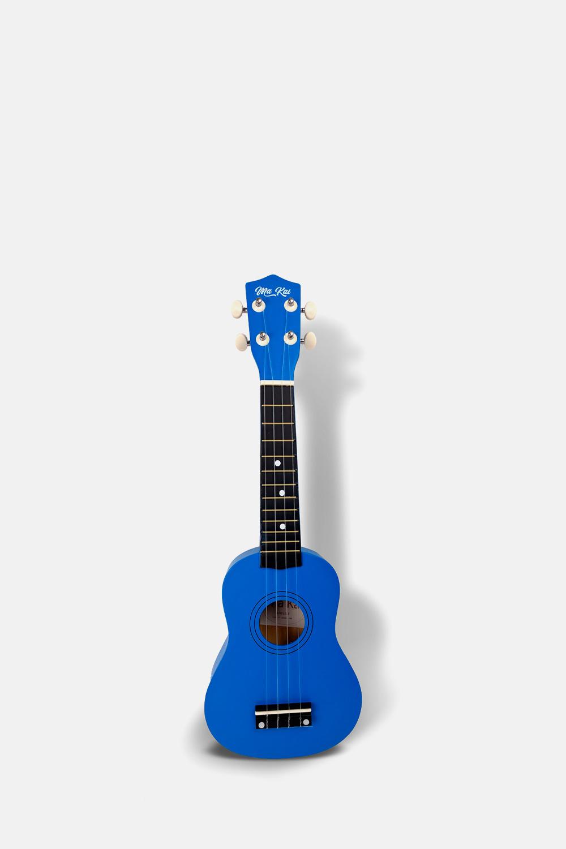 Ukelele soprano azul oscuro makainbl