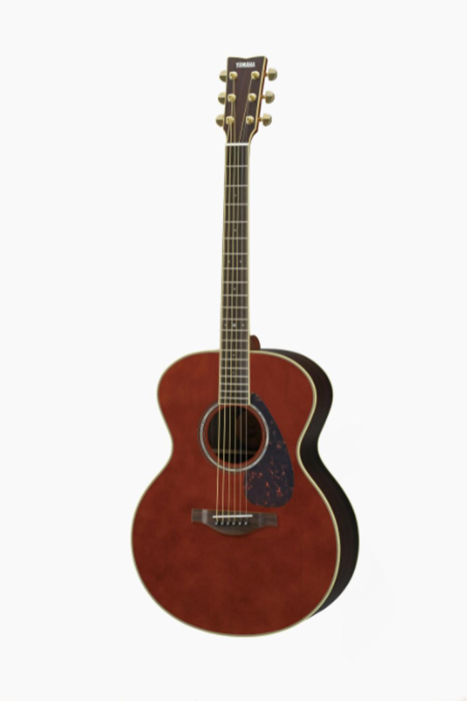 Guitarra Acustica Yamaha LJ6 Dark Tinted