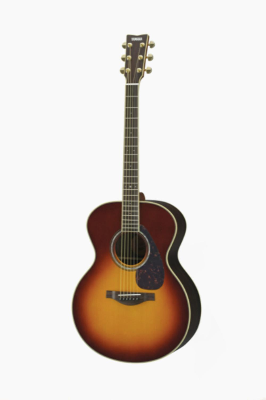 Guitarra Acustica Yamaha L6 Sunburst