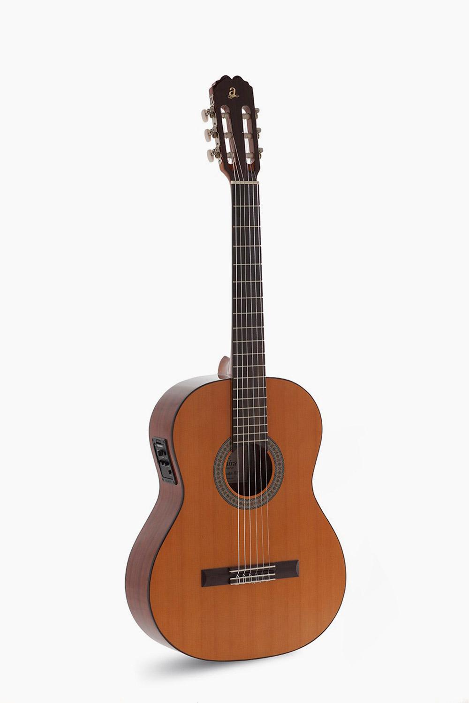 Guitarra Española Electrificada Admira Juanita