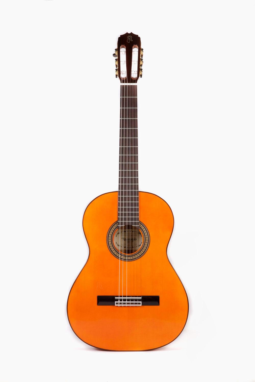 Guitarra Flamenca Naranja Raimundo 126
