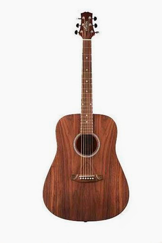 Guitarra acustica ovankol asthon