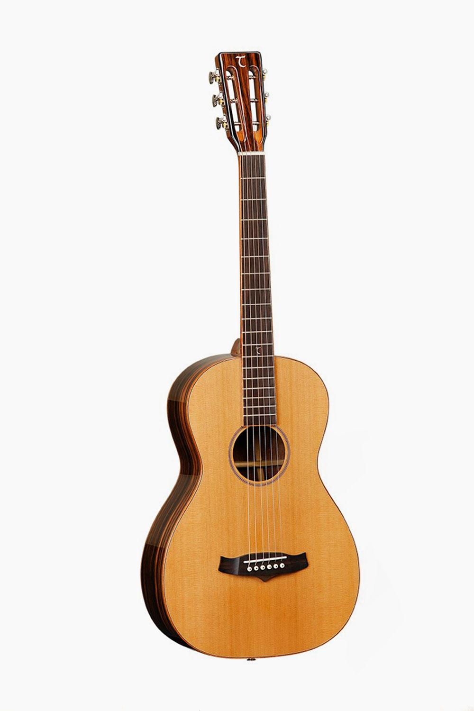 Guitarra acustica parlour tanglewood