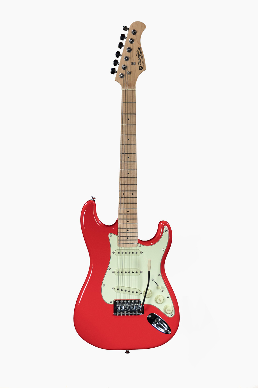 Guitarra Electrica roja junior Prodipe