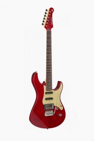 Guitarra electrica yamaha pacífica 612VII Fmx FR Roja
