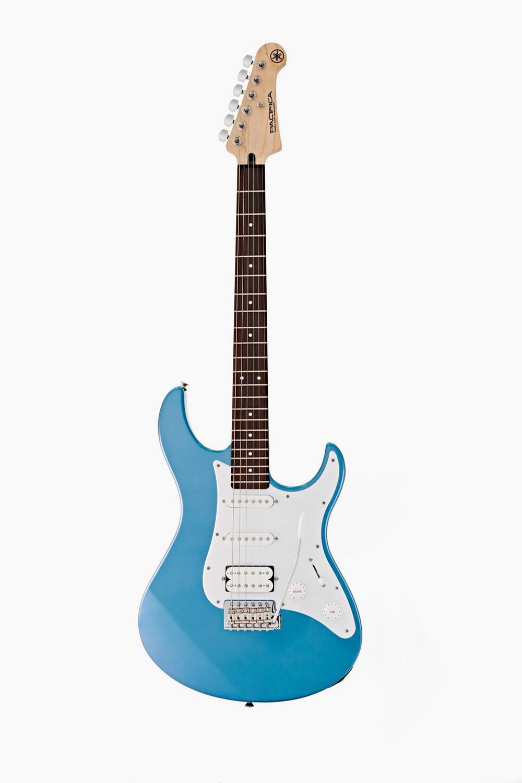 Guitarra eléctrica yamaha pacífica 112J Azul