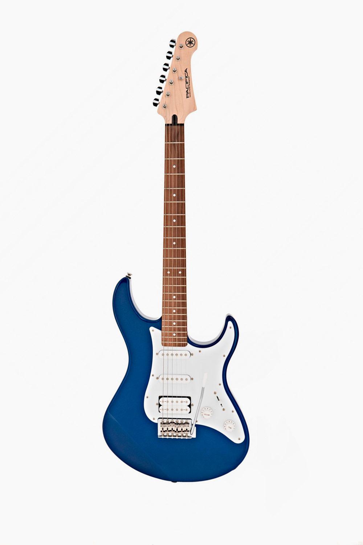 Guitarra eléctrica yamaha pacífica azul 012VM