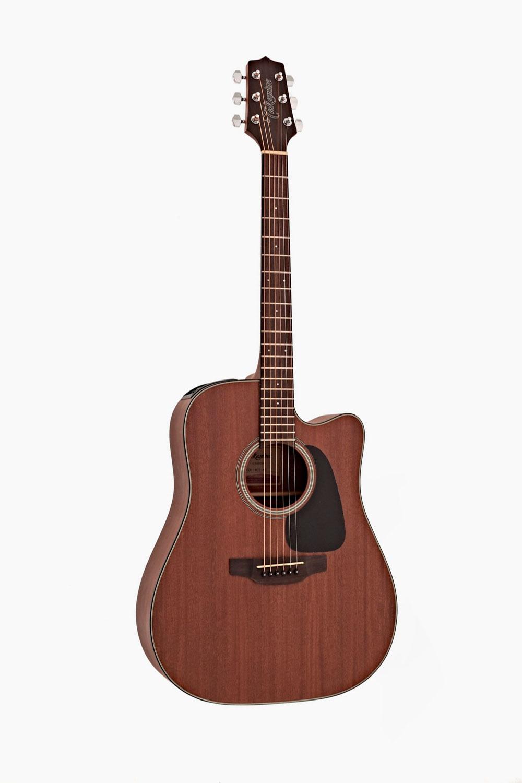 Guitarra electroacustica takamine dreadnought cutaway GD11CME
