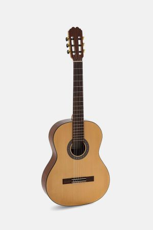 Guitarra española admira Elsa