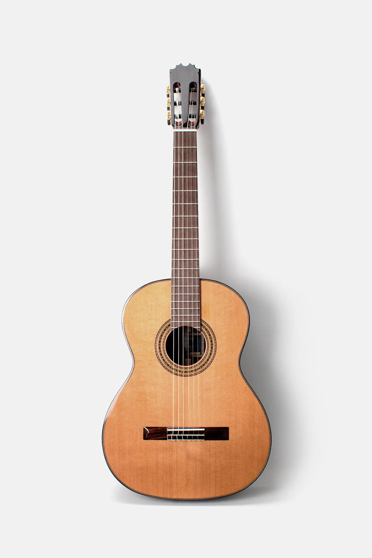 Guitarra española antonio de toledo AT-19C Ziricote