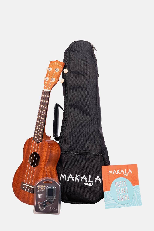 Pack ukelele concierto makala kala mkc