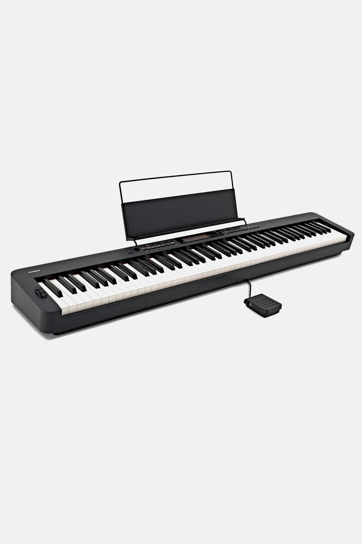 Piano casio cdp s350bk negro