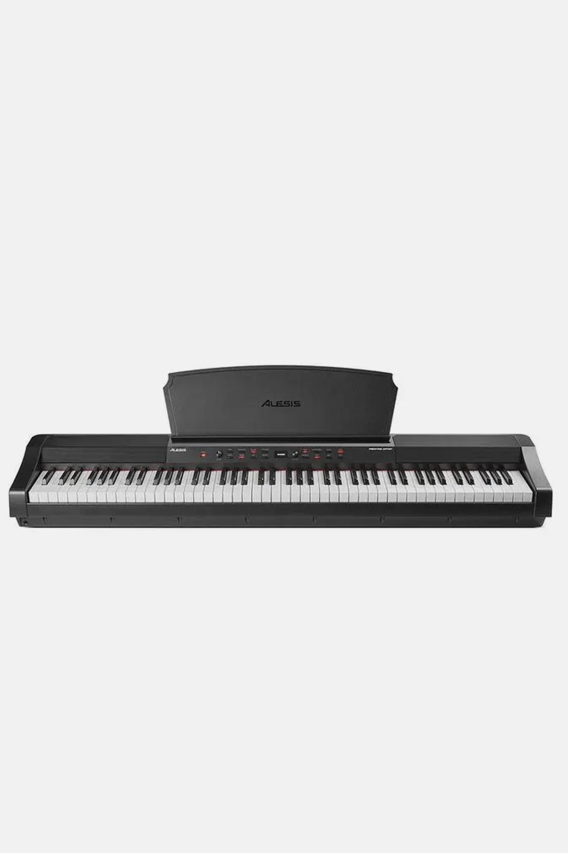Piano digital alesis prestige artist negro