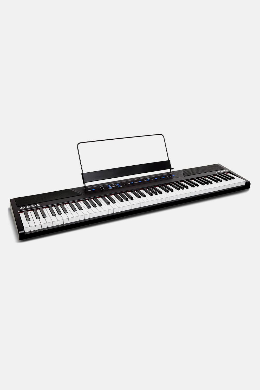 Piano digital alesis recital pro negro