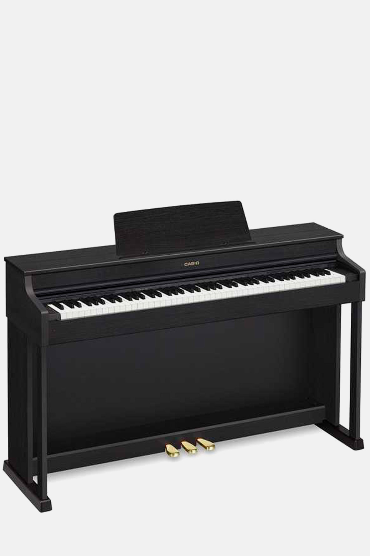 Piano digital casio celviano a470bk negro
