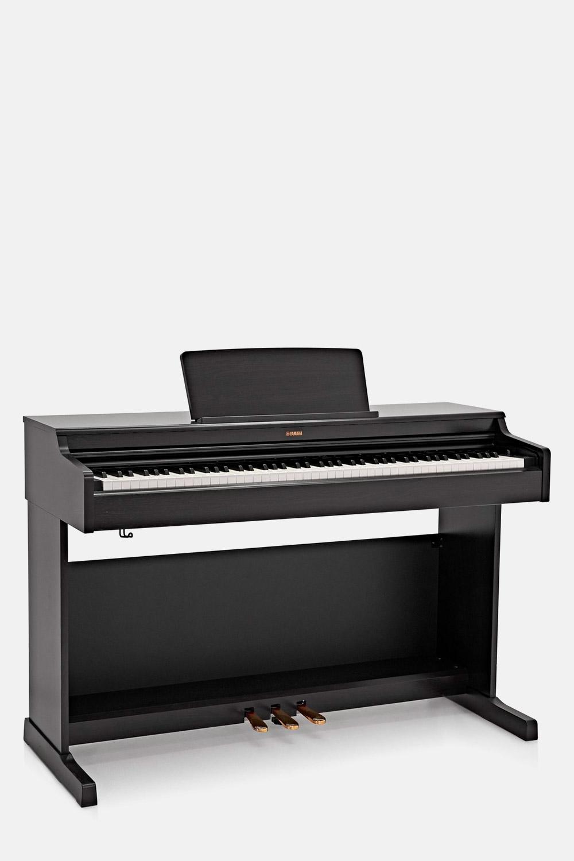 Piano digital yamaha arius ydp 164b negro
