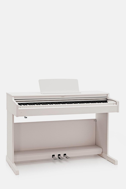 Piano yamaha arius ydp 164wh blanco