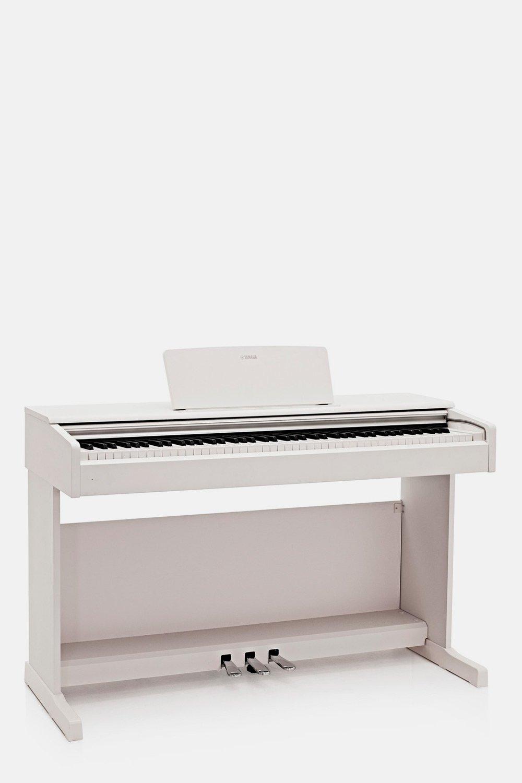 Piano digital yamaha blanco ydp144wh