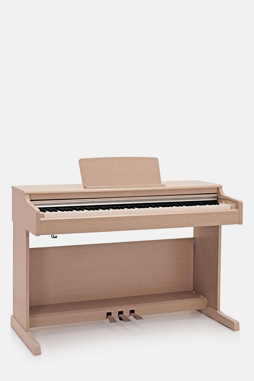Piano yamaha blanco nogal arius ydp 164wa