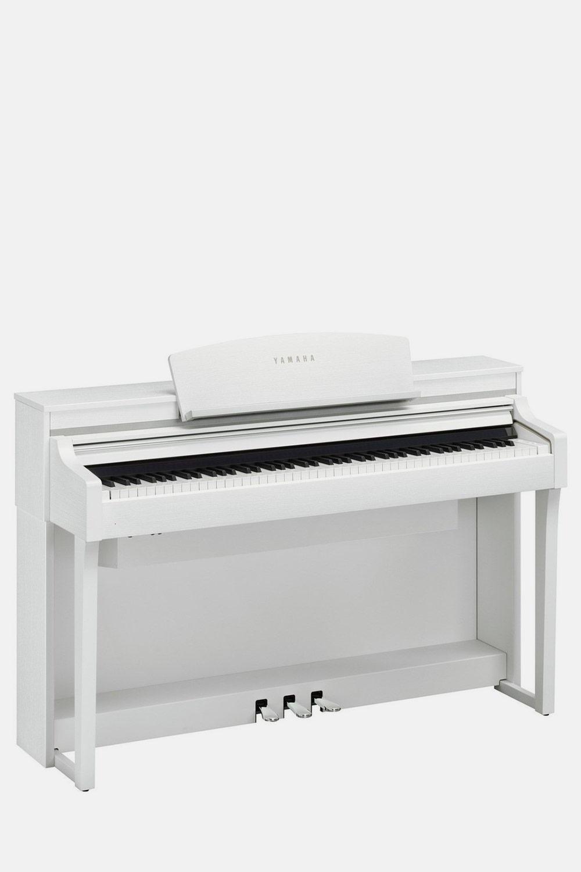 Piano yamaha clavinova csp170wh blanco