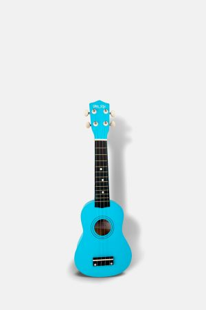 Ukelele soprano makai azul claro