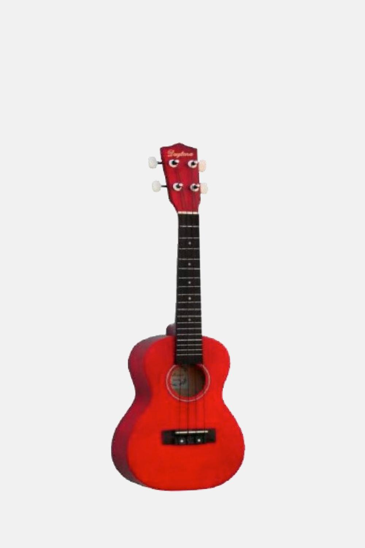 Ukelele concierto rojo daytona uk241rd