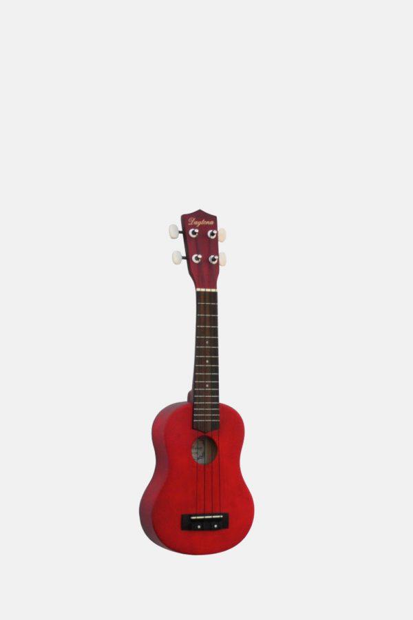 Ukelele soprano rojo daytona
